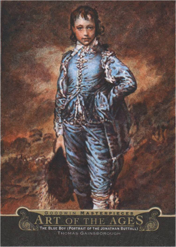 2014-Upper-Deck-Goodwin-Champions-Art-of-the-Ages-Thomas-Gainsborough-The-Blue-Boy