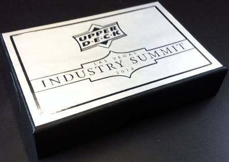 Las-Vegas-Industry-Summit-Autograph-Upper-Deck-Black-Pack