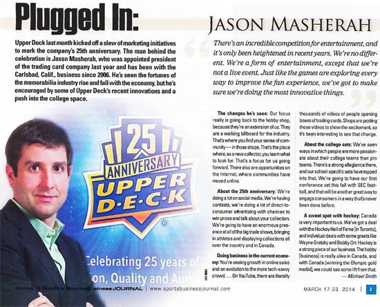Sports-Business-Journal-Jason-Masherah-Upper-Deck-25th-Anniversary-Interview