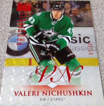2013-14-NHL-Fleer-Showcase-Skybox-Prospects-Nichushkin