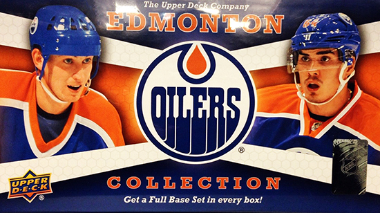 2013-Upper-Deck-Edmonton-Oilers-Collection-Trading-Card-NHL-set