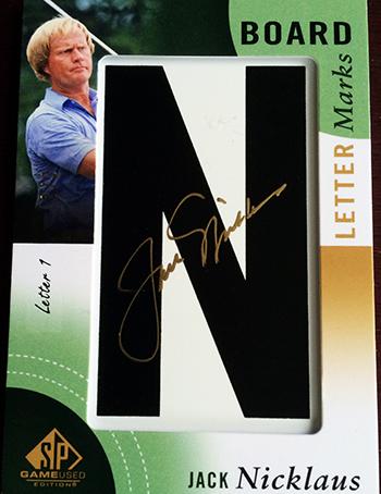 2014-SP-Game-Used-Golf-Leaderboard-Letter-Marks-Jack-Nicklaus-Letter-N