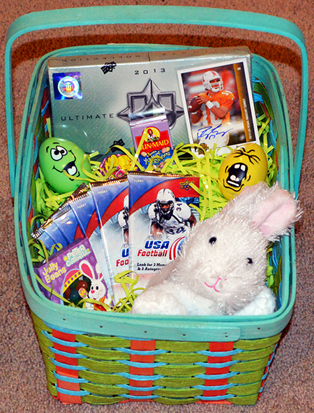 Easter-Basket-for-College-Football-Fan-Idea