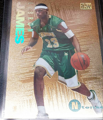 Fleer-Retro-Basketball-Show-Us-Your-Hits-Dans-Cards-LeBron-James-Ntense-Insert-card