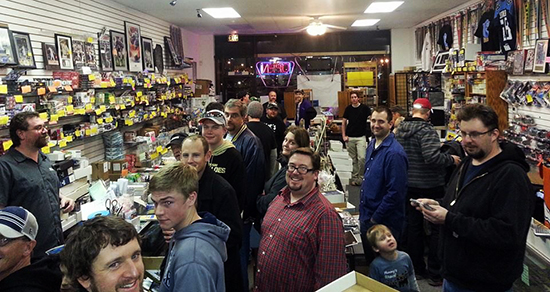 Jack-Miller-Autograph-Event-Upper-Deck-Mikes-Stadium-Sports-Cards-Aurora-Colorado-Busy-Shop