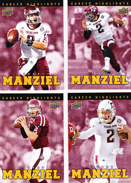 Live-Image-2014-Upper-Deck-Football-Johnny-Manziel-Career-Highlights