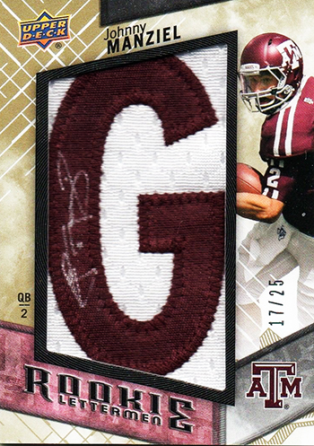 Live-Image-2014-Upper-Deck-Football-Rookie-Lettermen-Autograph-Johnny-Manziel