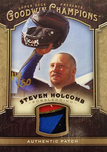 2014-Goodwin-Champions-Memorabilia-Patch-Steven-Holcomb