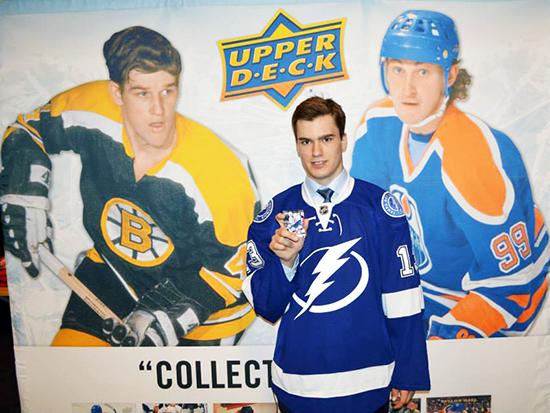 2014-NHL-Draft-Gauntlet-Tampa-Bay-Drouin-Upper-Deck