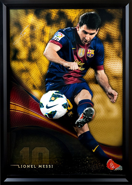Upper-Deck-Authenticated-UDA-gift-lionel-messi-leo-signed-flea-flicker-breaking-through