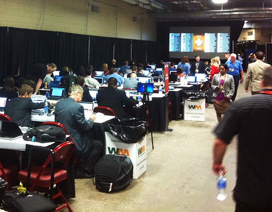 2014-NHL-Draft-Upper-Deck-Gauntlet-Media-Area-Behind-Stage