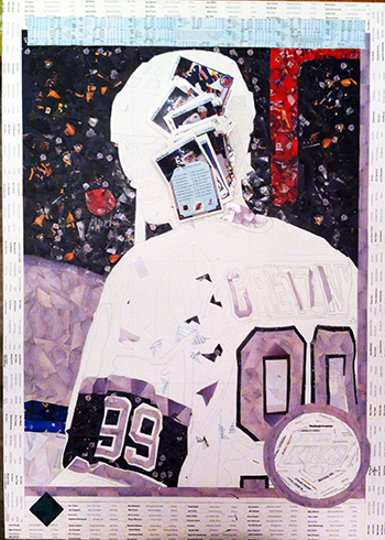 2014-Upper-Deck-Tim-Carroll-90-91-Wayne-Gretzky-Art-Piece-25th-Anniversary-In-Progress