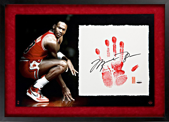 Tegata-Upper-Deck-Authenticated-Autograph-Hand-Print-Michael-Jordan