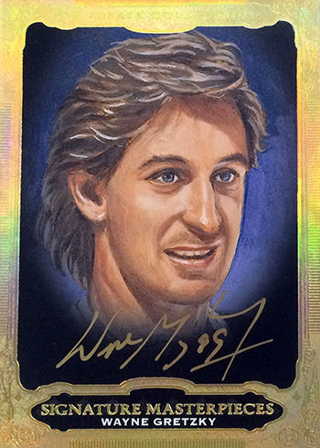 2013-14-NHL-Ultimate-Collection-Signature-Masterpieces-Art-Wayne-Gretzky
