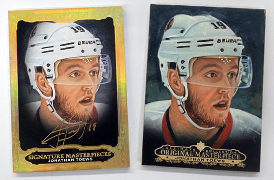 2013-14-NHL-Ultimate-Collection-Upper-Deck-Signature-Masterpieces-Jonathan-Toews