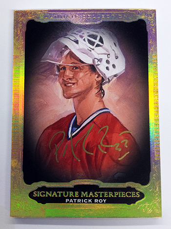 2013-14-NHL-Ultimate-Collection-Upper-Deck-Signature-Masterpieces-Patrick-Roy