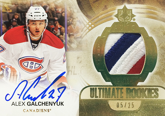 2013-14-NHL-Upper-Deck-Ultimate-Collection-Autograph-Rookies-Alex-Galchenyuk