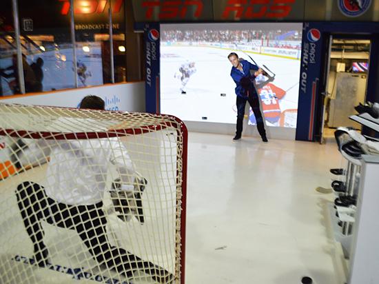 2014-NHLPA-Rookie-Showcase-Great-Hall-Hockey-Hall-Fame-Upper-Deck-Dinner-Ekblad-Goalie-2