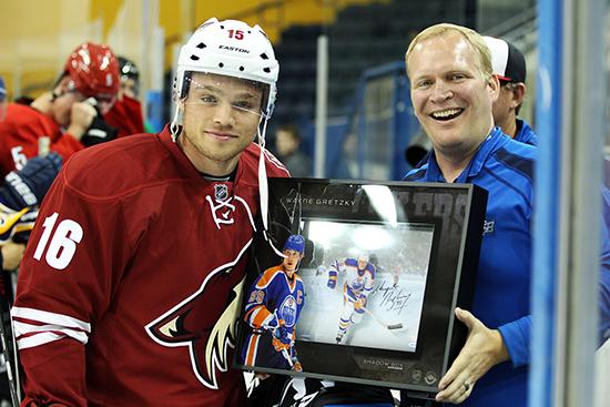 2014-NHLPA-Rookie-Showcase-Upper-Deck-Max-Domi-wins-Best-Participant