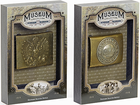 2014-Upper-Deck-Goodwin-Champions-Museum-Collection-World-War-I-WWI-Artifacts-Belt-Buckles
