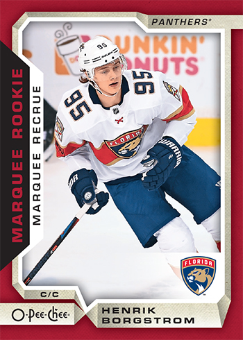 2018-19-NHL-O-Pee-Chee-Wrapper-Redemption-Red-Borgstrom