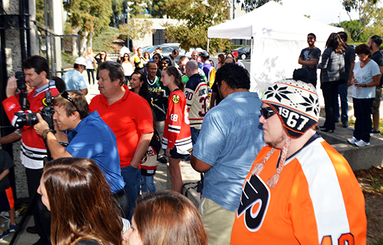 2014-Upper-Deck-Stanley-Cup-San-Diego-Visit-Keeper-Phil-Pritchard-Employee-Benefits-Perk-1