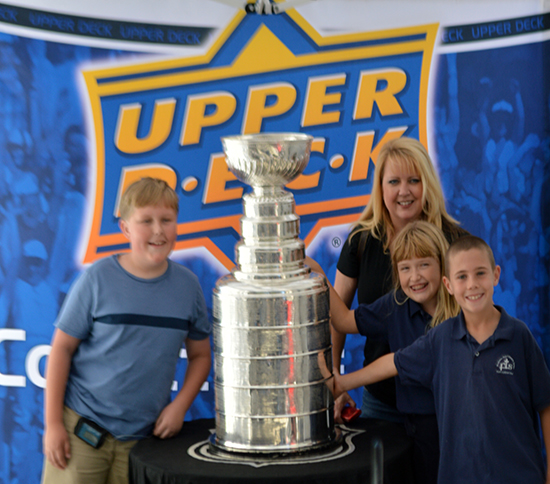 2014-Upper-Deck-Stanley-Cup-San-Diego-Visit-Keeper-Phil-Pritchard-Employee-Benefits-Perk-3