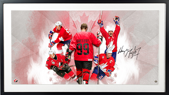 UDA-Signed-Wayne-Gretzky-Authentic-Autograph-Team-Canada-Homeland