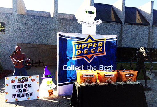 Upper-Deck-Gives-Back-Charity-Philanthropy-Halloween-Trick-or-Trade-Police-Law-Enforcement-Local-1