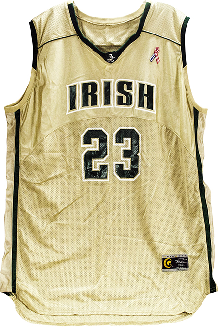 LeBron-James-Game-Worn-St-Vincent-Mary-High-School-Jersey-Upper-Deck-1