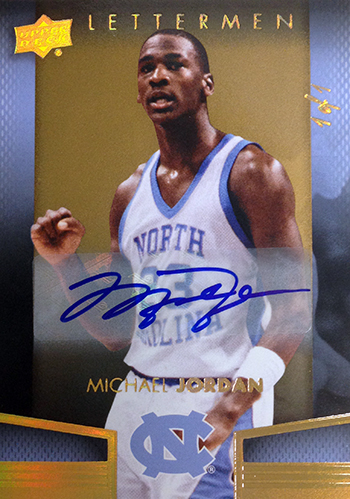 2014-15-Upper-Deck-Letterman-Basketball-Autograph-Gold-One-of-One-Michael-Jordan