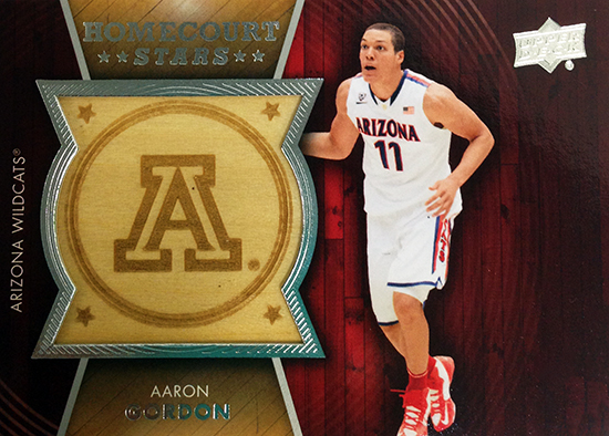 2014-15-Upper-Deck-Letterman-Basketball-Homecourt-Stars-Aaron-Gordon