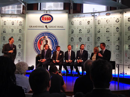2014-Hockey-Hall-of-Fame-Enshrinement-Media-Conference