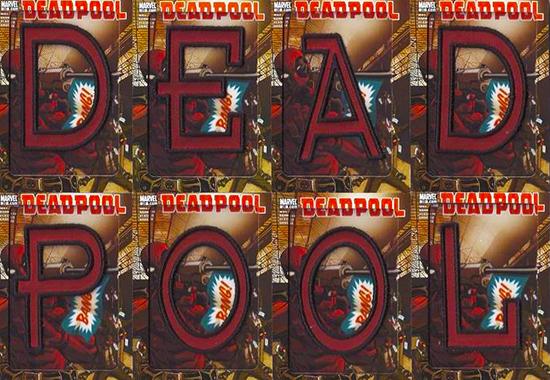 2014-Marvel-Premier-Upper-Deck-Deadpool-Code-Name-Letter-Card-Set-Complete-How-Where-Framed-4