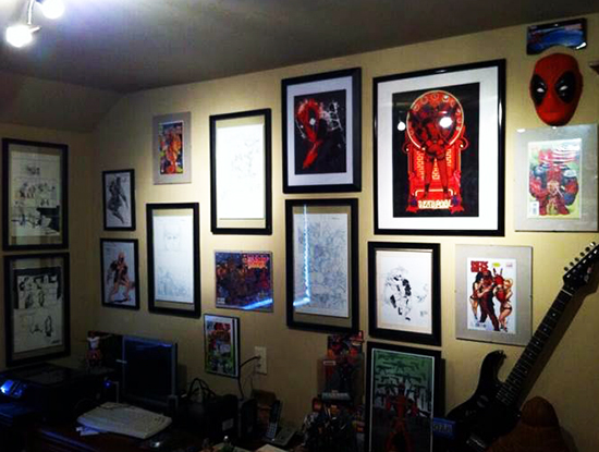 2014-Marvel-Premier-Upper-Deck-Deadpool-Fan-Collector-Cave