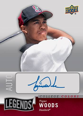 Holiday-Christmas-Wish-List-Sports-Collector-Gift-Guide-Upper-Deck-College-Colors-Tiger-Woods
