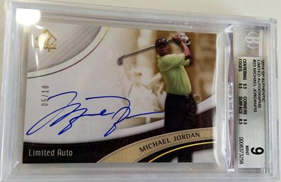 Super-Collector-Upper-Deck-Golf-Japan-Tokyo-Mizota-Michael-Jordan