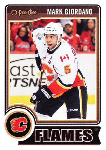 Upper-Deck-O-Pee-Chee-Ken-Reid-Mark-Giordano-Hockey-Card-Stories