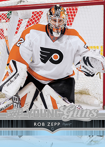 2014-15-NHL-Upper-Deck-Series-Two-Young-Guns-Rob-Zepp