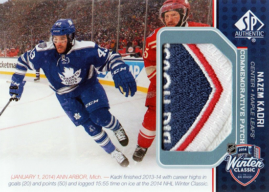 2014-NHL-Winter-Classic-Toronto-Maple-Leafs-Nazem-Kadri-Commemorative-Patch-SP-Game-Used