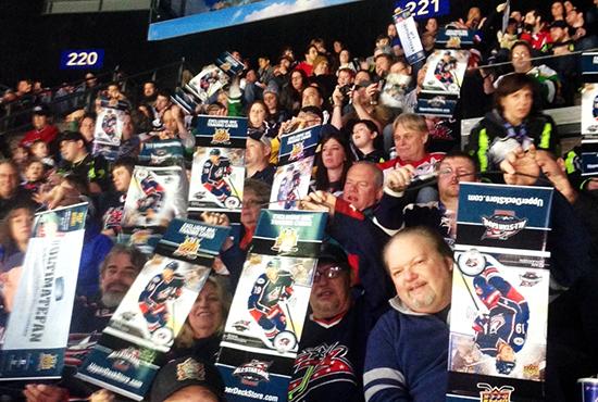 2015-NHL-All-Star-Fan-Fair-Weekend-Best-Moments-Upper-Deck-Game-Activation-Sponsorship-2