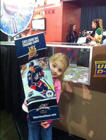 2015-NHL-All-Star-Fan-Fair-Weekend-Best-Moments-Upper-Deck-Ultimate-Fan-Promotion