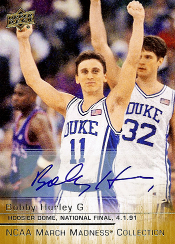 2014-15-NCAA-March-Madness-Collection-Basketball-Autograph-Bobby-Hurley