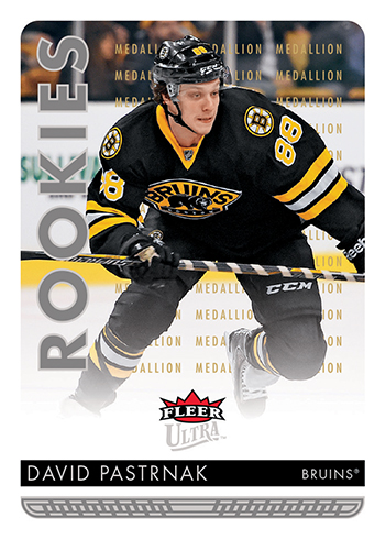 2014-15-NHL-Upper-Deck-Rookie-Redemption-Fleer-Ultra-David-Pastrnak