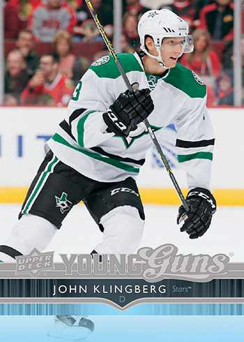 2014-15-NHL-Upper-Deck-Series-Two-Young-Guns-John-Klingberg