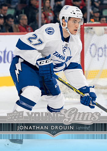 2014-15-NHL-Upper-Deck-Series-Two-Young-Guns-Jonathan-Drouin