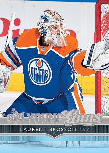 2014-15-NHL-Upper-Deck-Series-Two-Young-Guns-Laurent-Brossoit