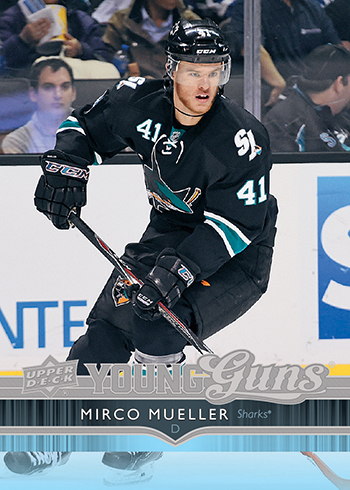 2014-15-NHL-Upper-Deck-Series-Two-Young-Guns-Micro-Mueller