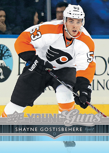 2014-15-NHL-Upper-Deck-Series-Two-Young-Guns-Shayne-Gostisbehere