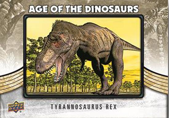 2015-Upper-Deck-Dinosaurs-Age-of-Tyrannosaurus-Rex
